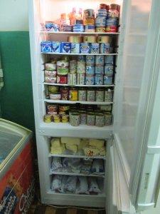 Холодильники полные