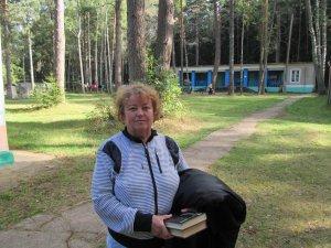 Алла Петровна из станицы Луганская