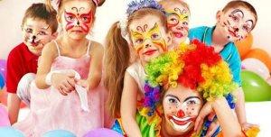 Клоуны на праздник