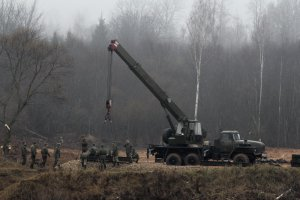 Военные блестяще выполнили мирную операцию. Фото Северный