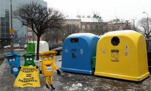 Онлайн-активисты Гринпис рассылают через социальные сети призывы поддержать внедрение раздельного сбора мусора.