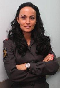Известная телеведущая и сотрудник МВД Ирина Волк имеет ярцевские корни