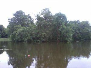 Места купания ярцевчан. Озеро «Богадельня»