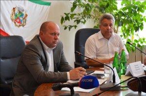 Заместитель Губернатора Смоленской области провел выездной прием по личным вопросам